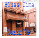 Cleveland Fats - Blues Times CD.