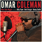 West Side Wiggle Chicago Blues CD featuring Omar Coleman.